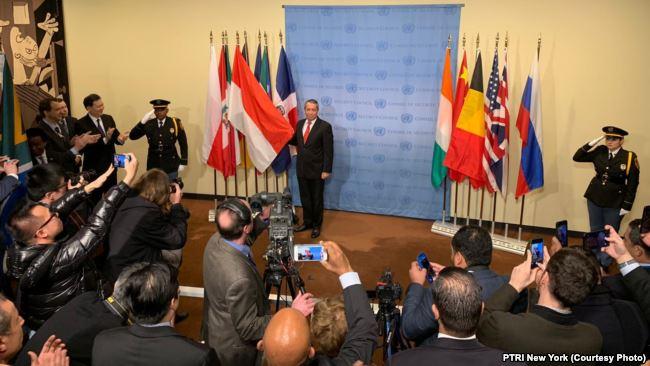 Indonesia resmi jadi anggota tidak tetap Dewan Keamanan PBB
