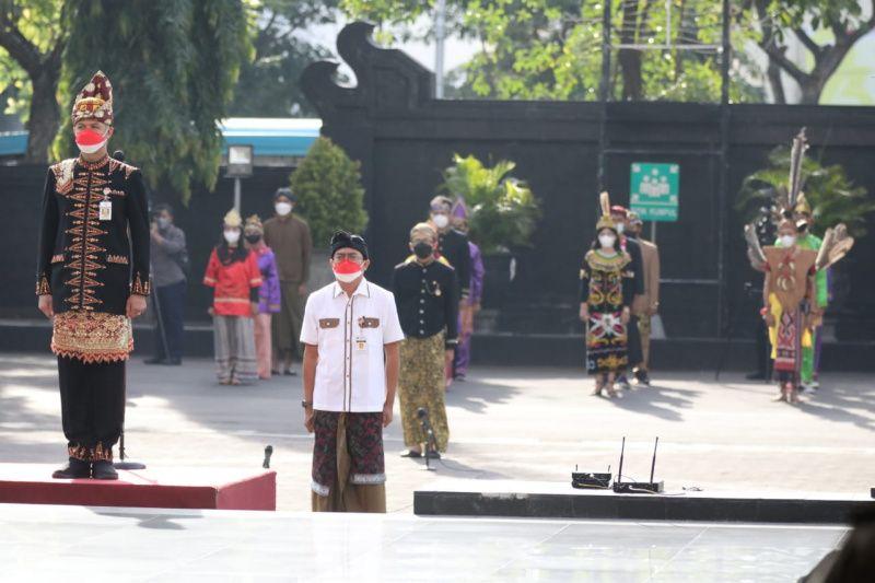 Ragam budaya Indonesia warnai peringatan Hari Sumpah Pemuda di Jawa Tengah