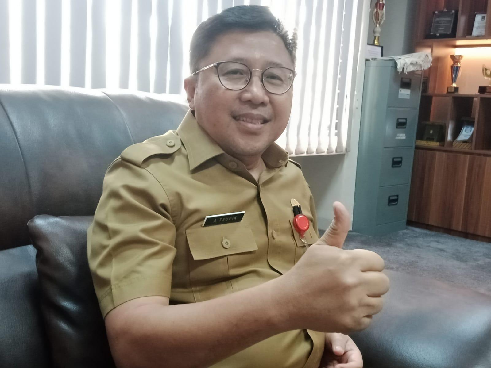 Dinas LH dan Kebersihan Kabupaten Tangerang tutup perusahaan yang lakukan pencemaran