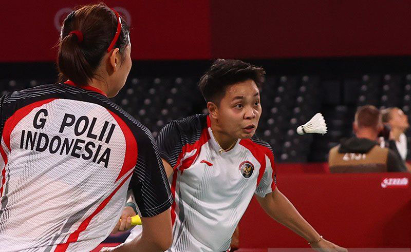 Greysia/Apriyani dihadang wakil China di perempat final Denmark Open