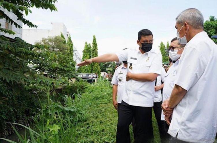 Bobby Nasution mengambil kebijakan menambah anggaran pembebasan lahan