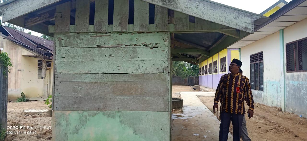 SDN 03 Langkahan Aceh Utara butuh perhatian pemerintah