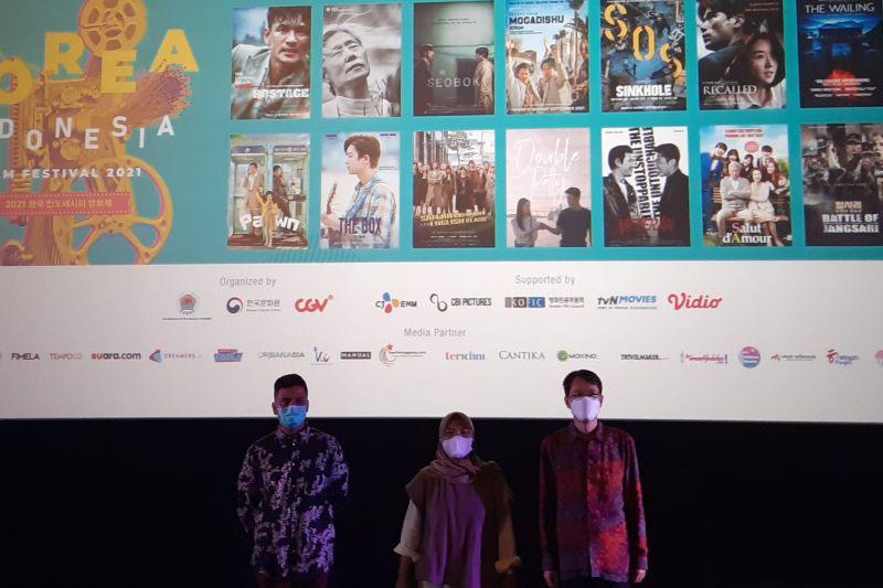 Empat belas film Korsel bakal diputar selama KIFF 2021
