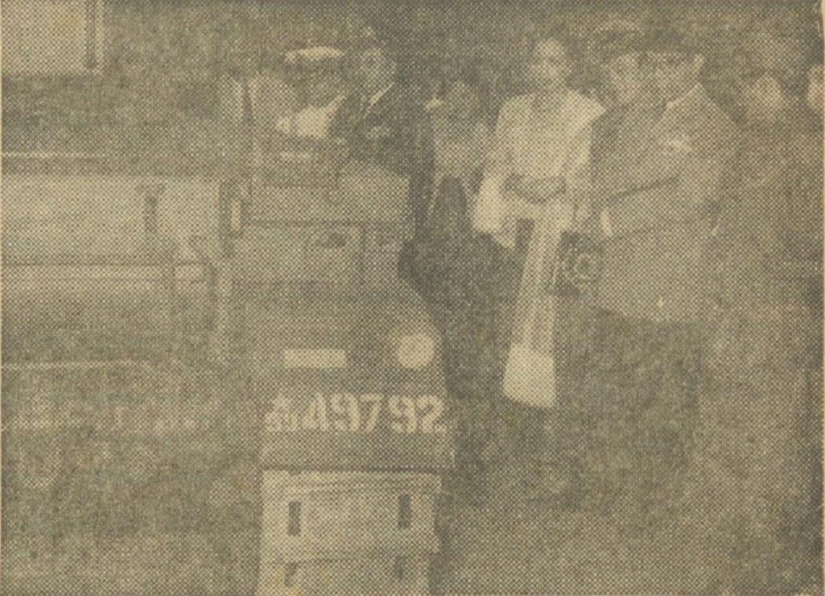 25 Oktober 1960: Pameran alutsista digelar di Lapangan Banteng