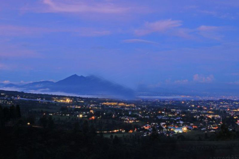 Kadisbudpar Bogor: Rindu Alam itu `legend`