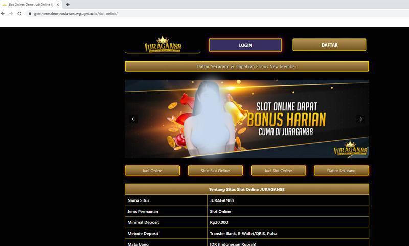 Waspadai penyusupan iklan judi `online` di situs pemerintah