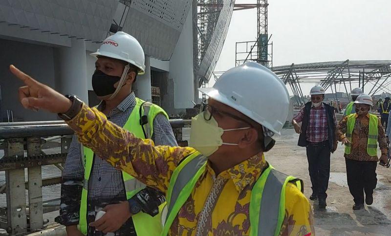 Pembangunan JIS bawa misi kesejahteraan bagi warga Jakarta