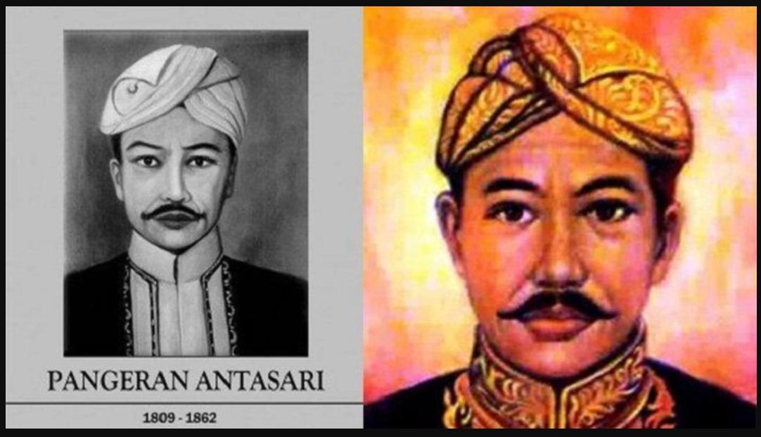 11 Oktober 1862: Pangeran Antasari wafat