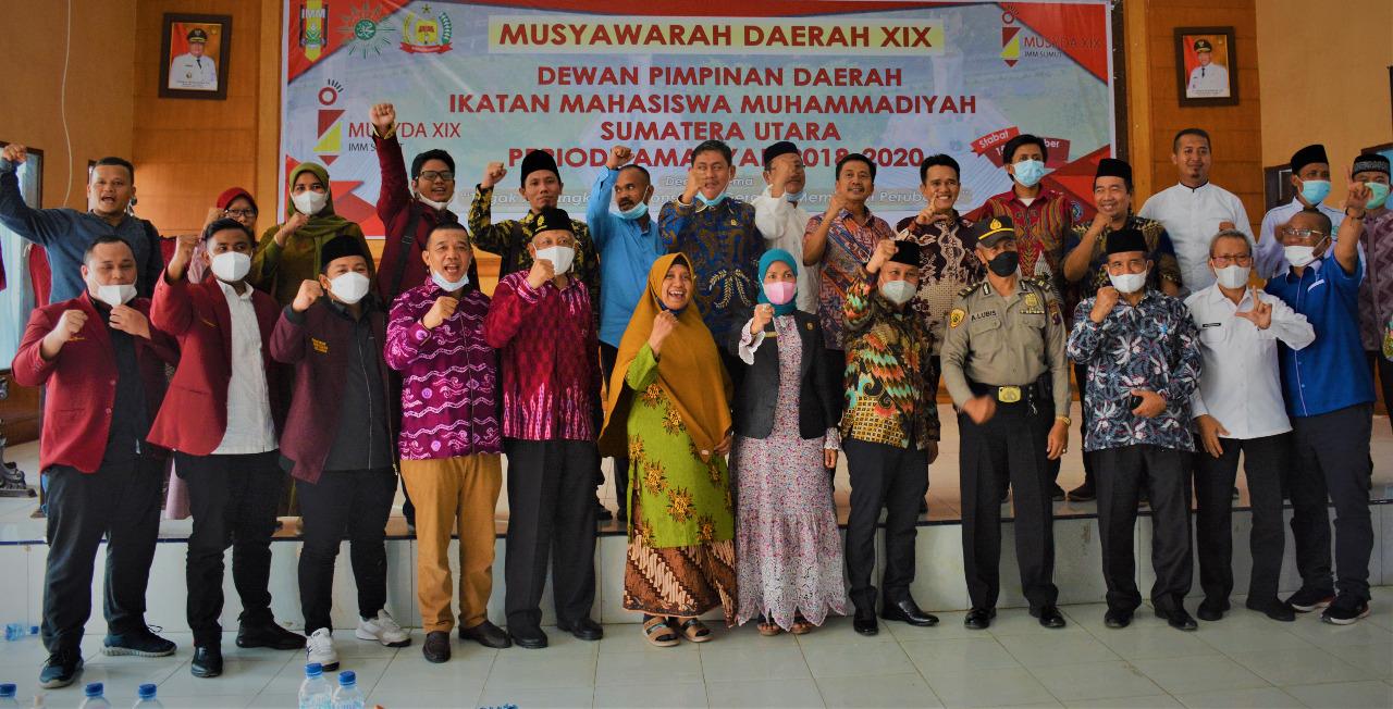 PW Muhammadiyah Sumut: IMM intelektual muda harus terus berinovasi