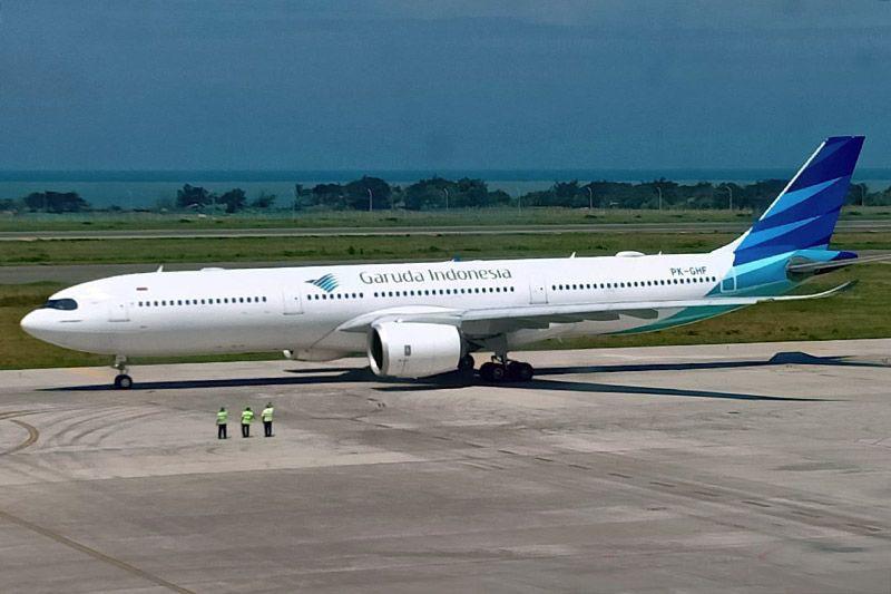 Anggota DPR ajak pemangku kepentingan selamatkan Garuda Indonesia