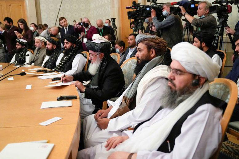 Rusia desak bantuan internasional untuk Afghanistan