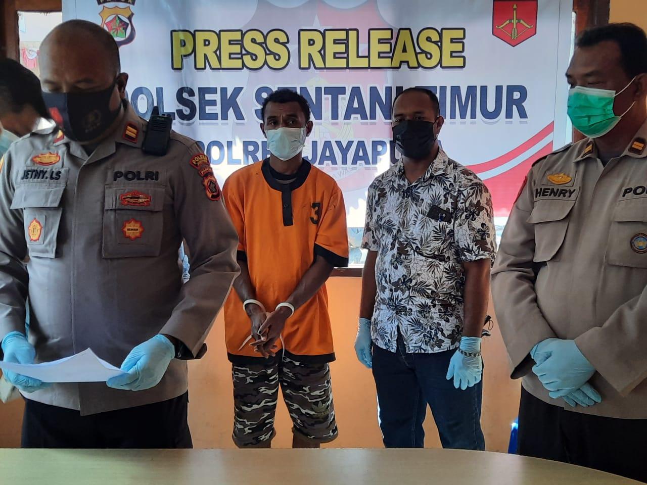 Polisi tangkap tukang ojek pelaku pemerkosa relawan PON XX