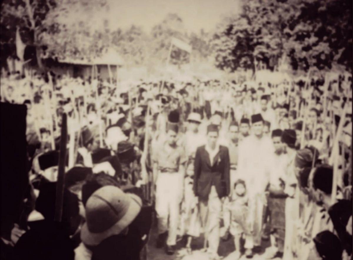 15 Oktober 1945: Haji Darip pimpin pertempuran Klender
