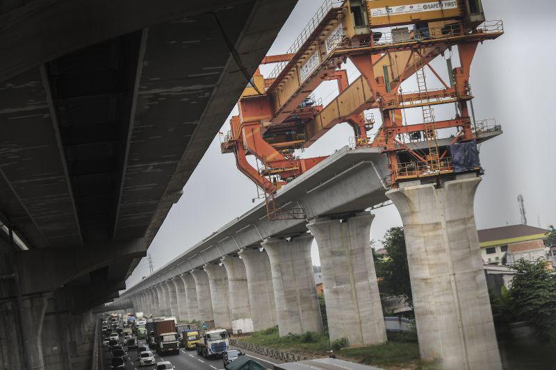 Stafsus Menteri BUMN bantah ada utang tersembunyi proyek kereta cepat
