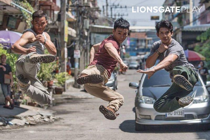 Film Iko Uwais `Triple Threat` tayang di Lionsgate Play bulan ini