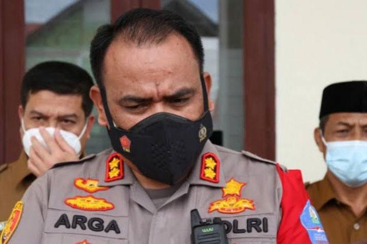 Pos Polisi Panton Reue Aceh Barat diberondong senjata api