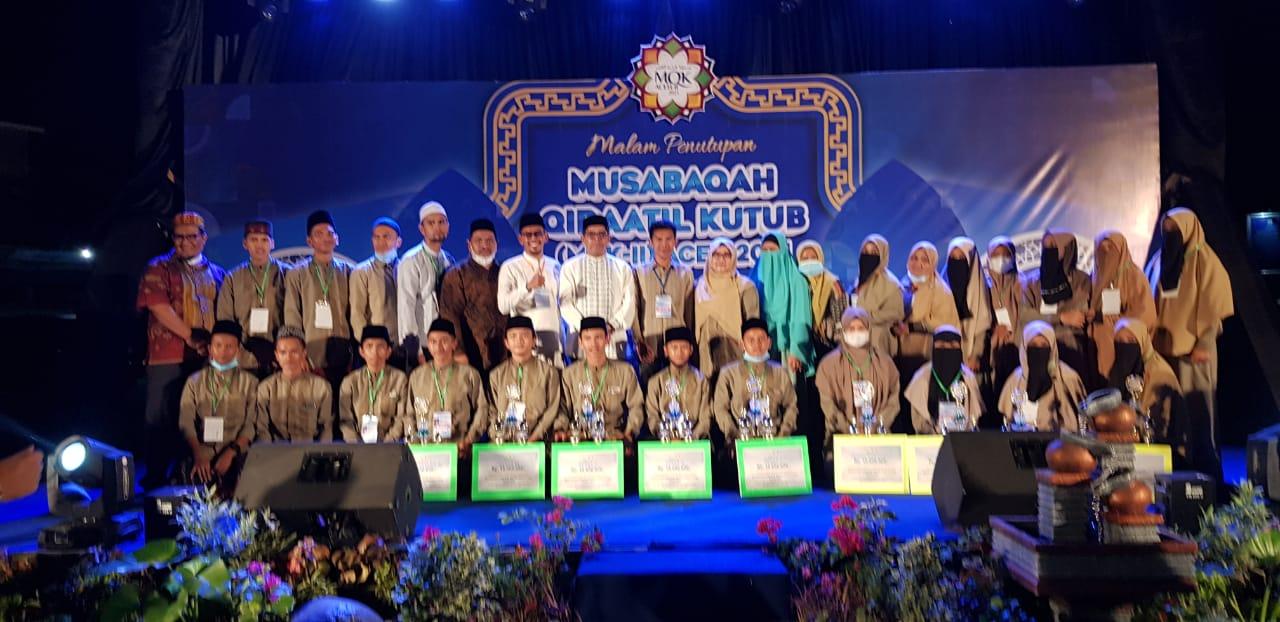 Sembilan santri Aceh Utara raih prestasi dapat santunan binaan ratusan juta rupiah