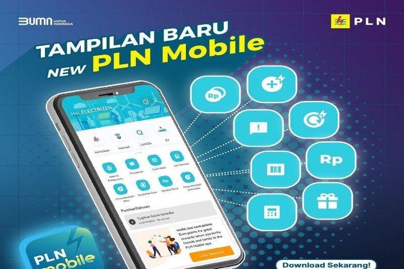 96.886 pelanggan di Bumi Cenderawasih sudah unduh PLN Mobile