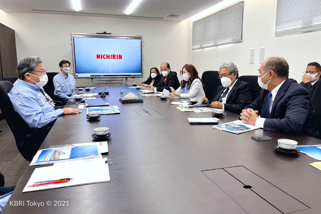 40 perusahaan Prefektur Hyogo Jepang siap investasi di Indonesia