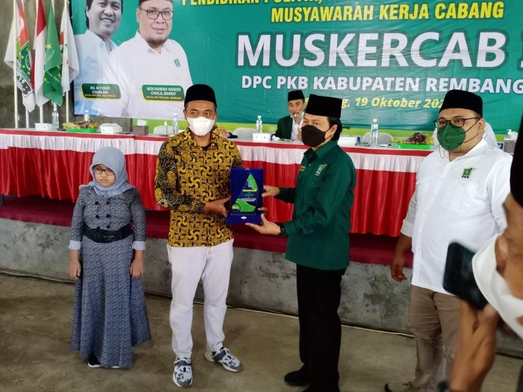 Muskercab, PKB Rembang dorong kesejahteraan nakes