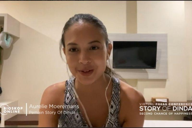 `Story of Dinda` buat Aurelie Moeremans berani akhiri hubungan `toxic`