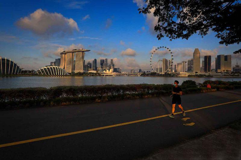 Singapura bebaskan negara-negara besar dari kewajiban karantina