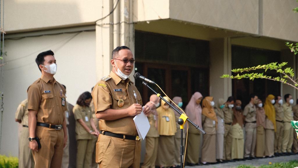 Wali Kota Magelang ingatkan PNS agar jaga amanah
