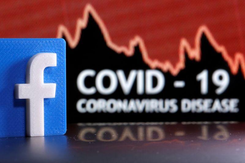 Belasan jaksa AS surati Facebook tentang disinformasi vaksin