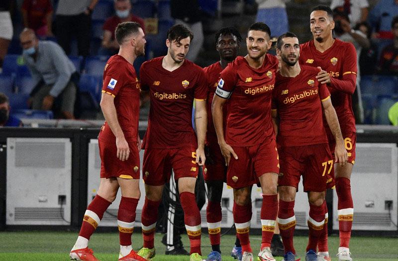 AS Roma menang 2-0 atas Empoli