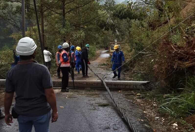 Gempa bumi Bali, PLN lakukan pemulihan cepat