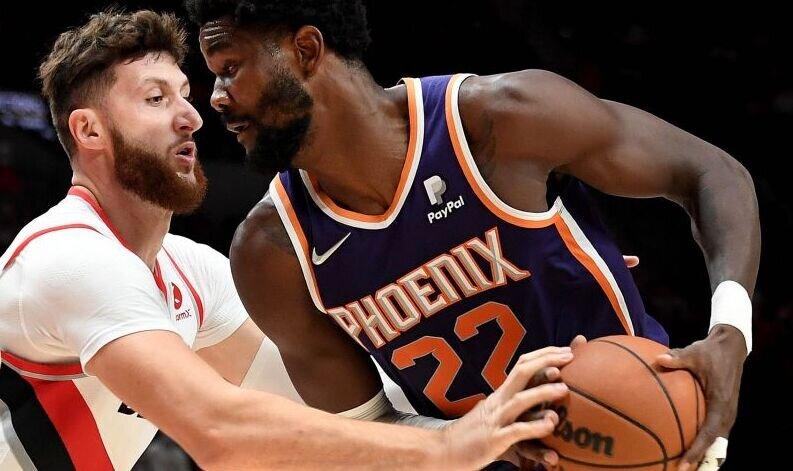 Ini hasil pertandingan NBA