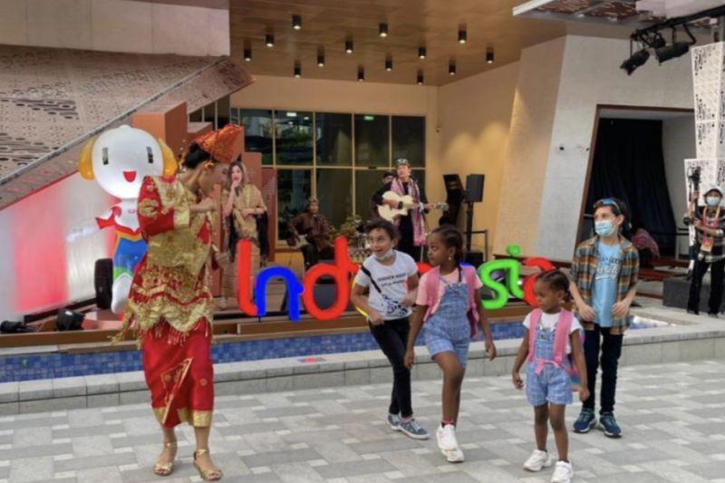 Paviliun Indonesia kedatangan 50 ribu pengunjung di World Expo Dubai