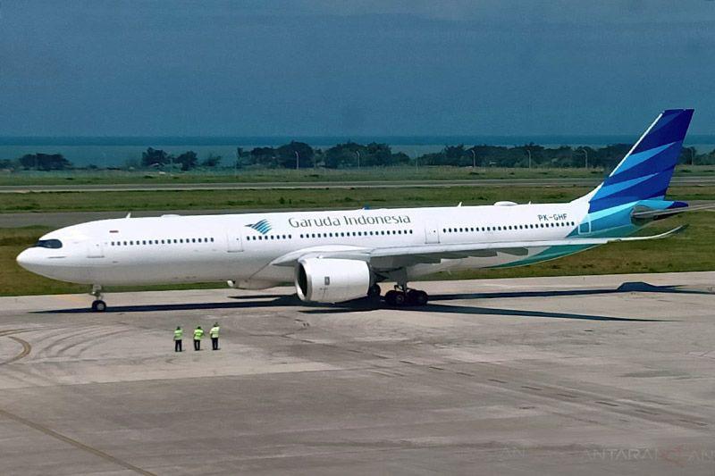 Garuda Indonesia tanggapi putusan penolakan PKPU