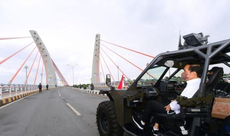 Ekonom sebut Jembatan Sei Alalak akselerasi pertumbuhan ekonomi
