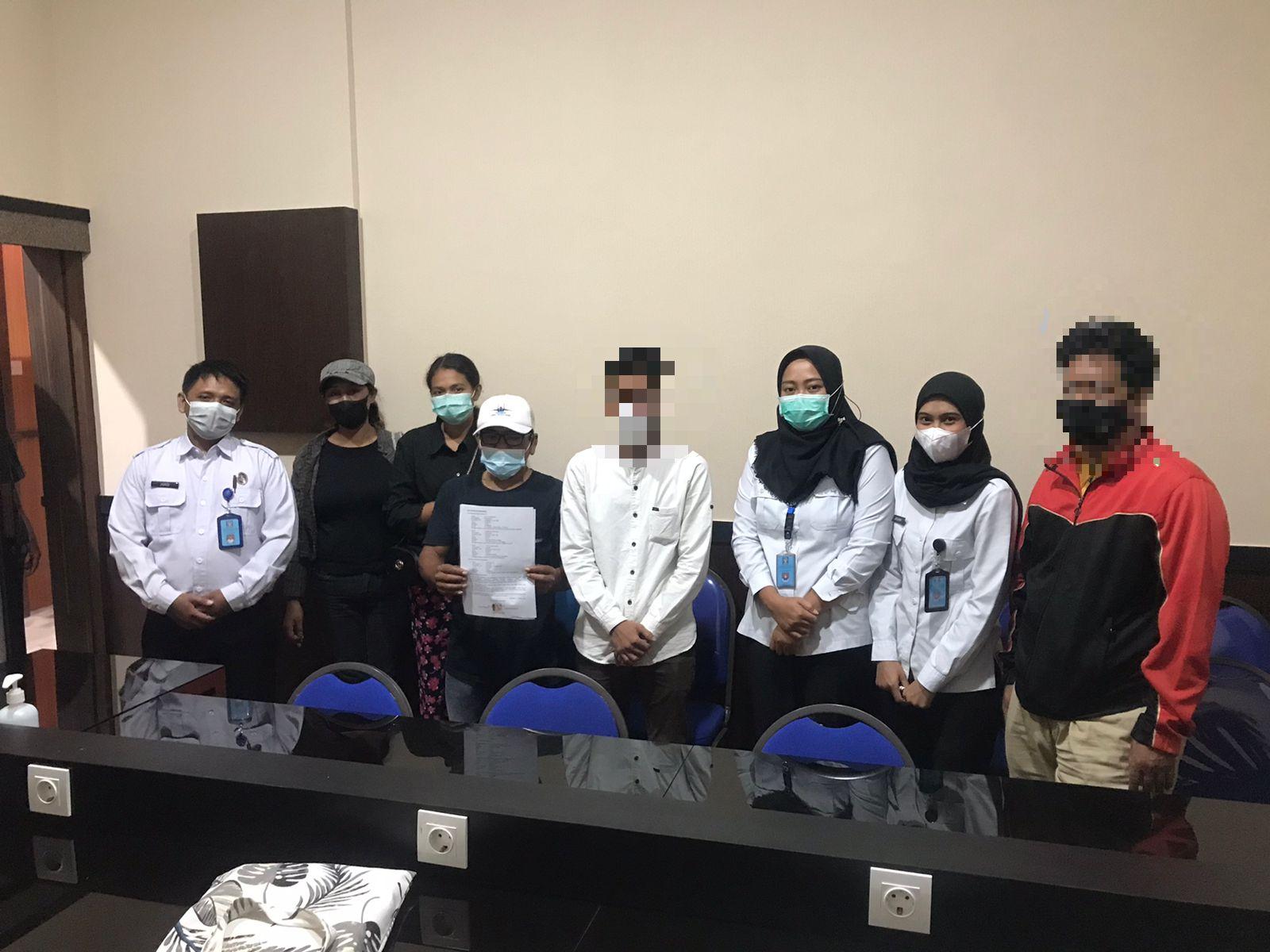 Kasus begal libatkan anak di Denpasar, orang tua minta maaf kepada korban