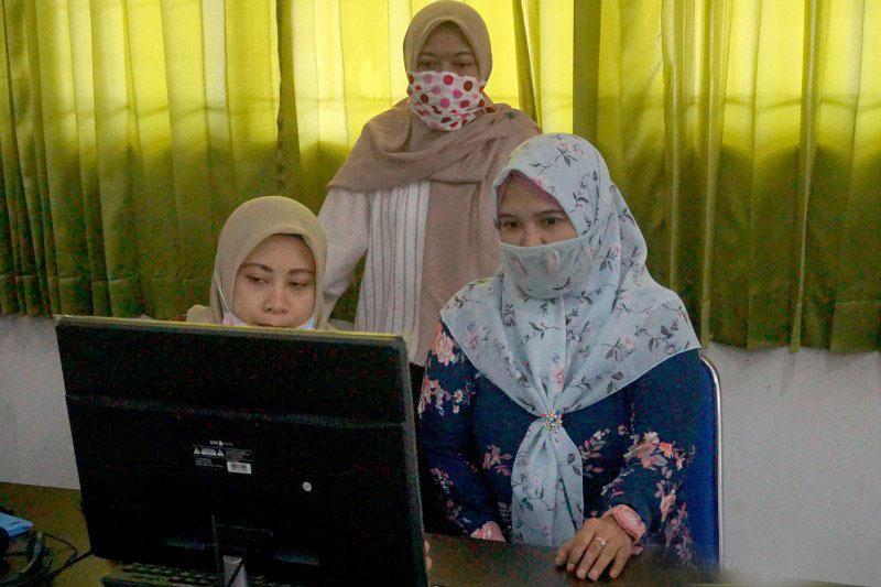 ENZ latih guru soal alat-alat digital