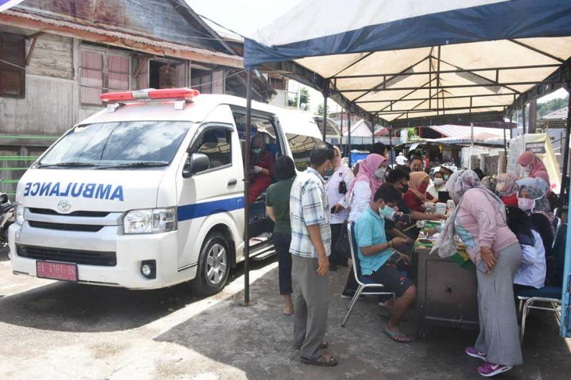 Padang sediakan satu unit mobil vaksin percepat target vaksinasi