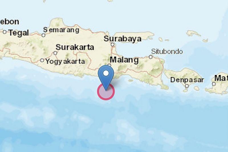BMKG: Gempa Malang disebabkan aktivitas zona subduksi bagian selatan