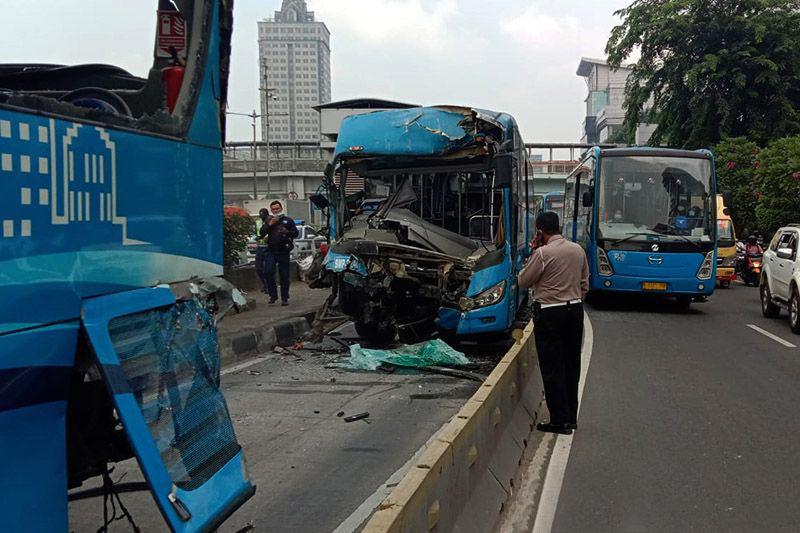 DPRD DKI minta Transjakarta evaluasi manajemen keselamatan