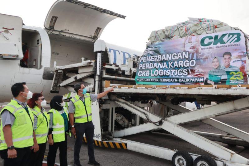 CKB hadirkan layanan kargo baru Jakarta - Surabaya - Balikpapan