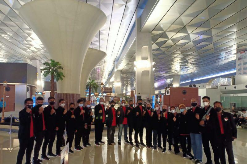 14 atlet kempo Indonesia turun pada Kejuaraan Dunia 2021 di Turki