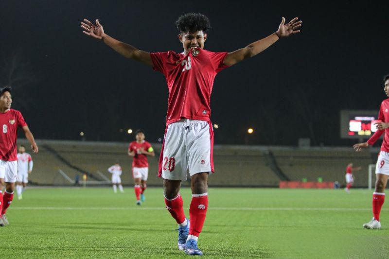 Belgia masih puncaki peringkat FIFA, Indonesia naik 10 tingkat