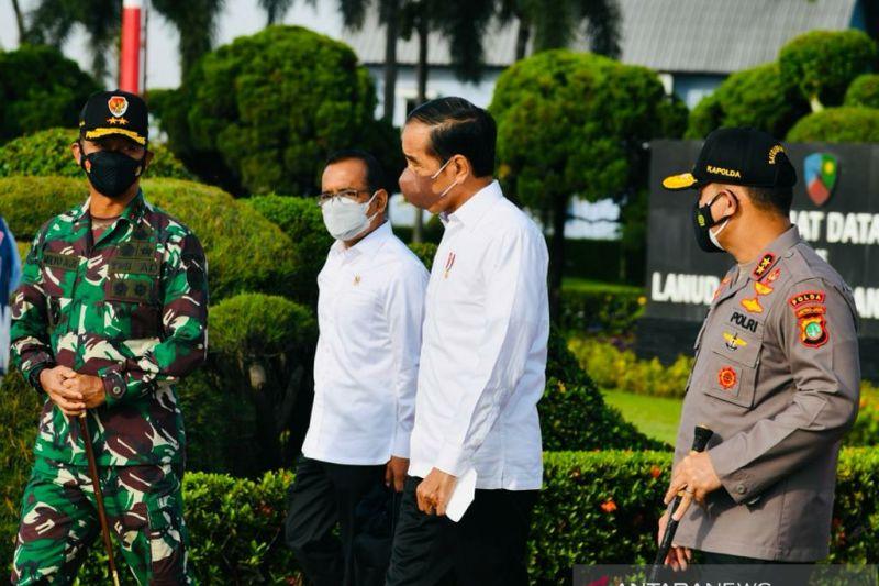 Presiden akan tanam Mangrove bersama para dubes-penggiat lingkungan