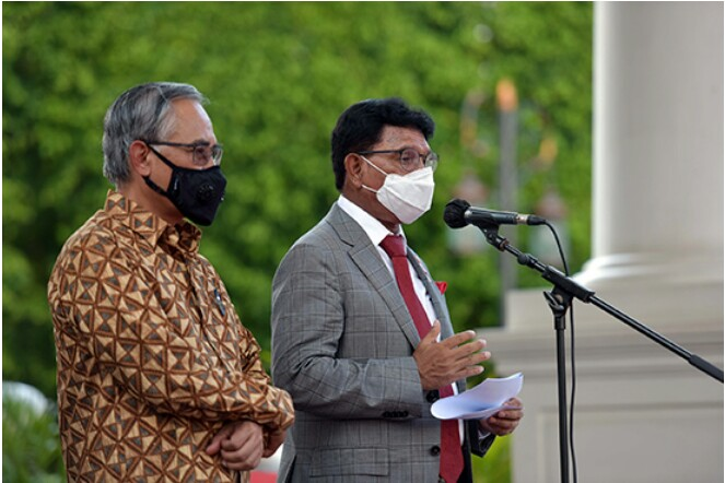 Menteri Johnny:Pemerintah akan lakukan moratorium penerbitan izin pinjol