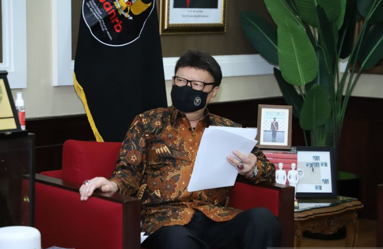 Menteri Tjahjo dorong Polda Metro Jaya bongkar jaringan calo CPNS