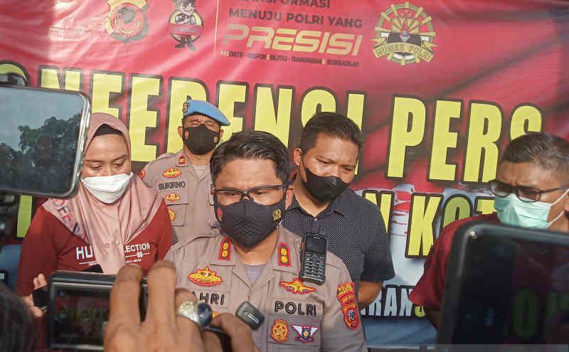 Polres Cirebon Kota tangani kasus penganiayaan anak