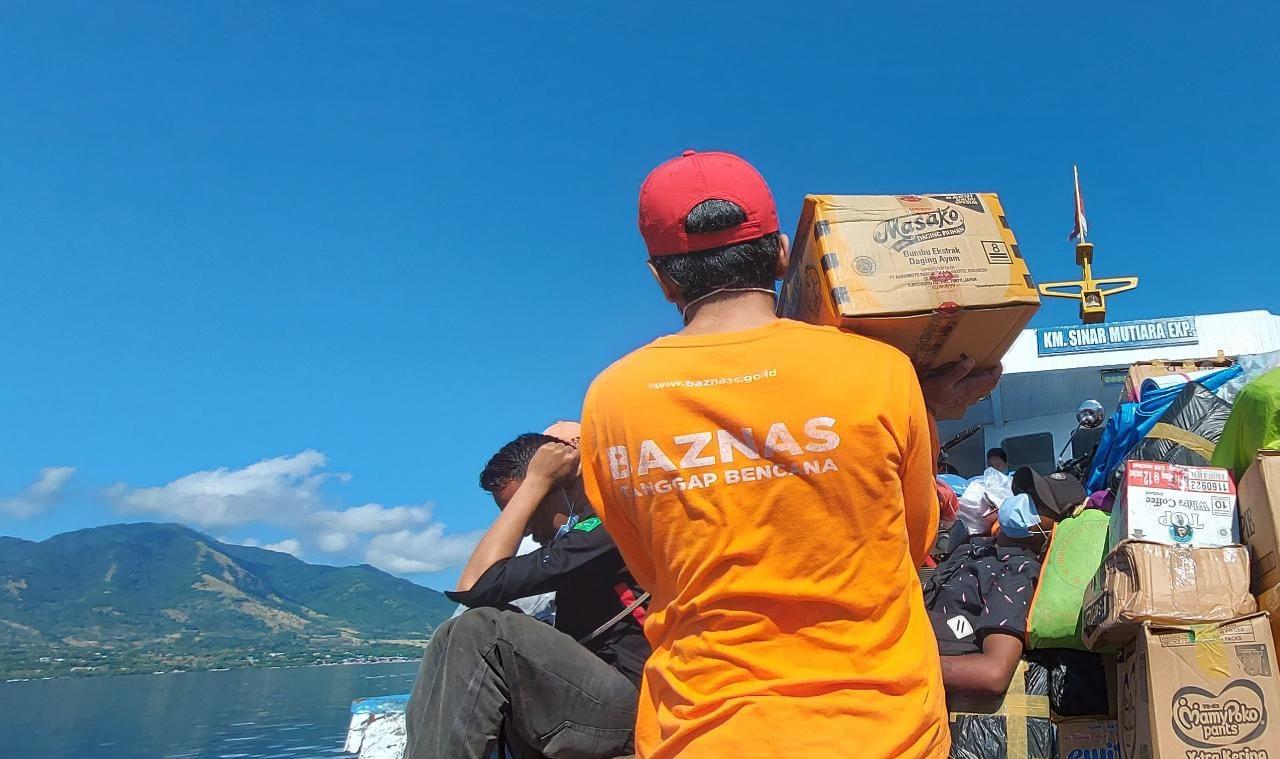 Gandeng BAZNAS, Ajinomoto Indonesia serahkan donasi Rp130 juta untuk korban banjir bandang NTT