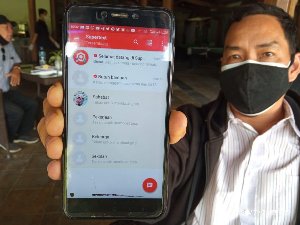 Supertext suguhkan layanan SMSGroup atasi kesenjangan digital di Indonesia