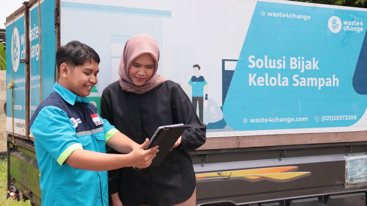Waste4Change hadirkan jasa angkut dan daur ulang sampah di 10 kota di Indonesia