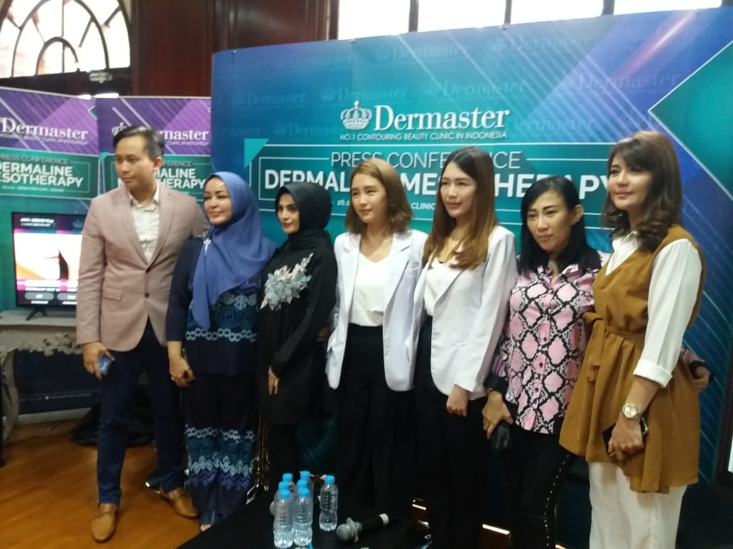 Dermaster Klinik Luncurkan Dermaline Mesotherapy